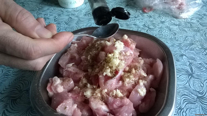 Куриная колбаса с желатином своими руками